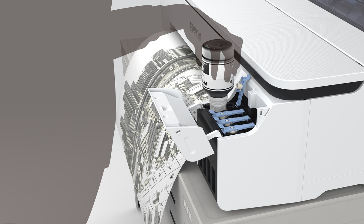 Impressora Sublimática Epson® SureColor F570