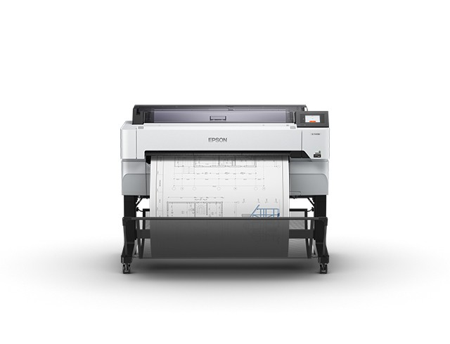Impressora Wireless e Scanner Epson® SureColor T5470M