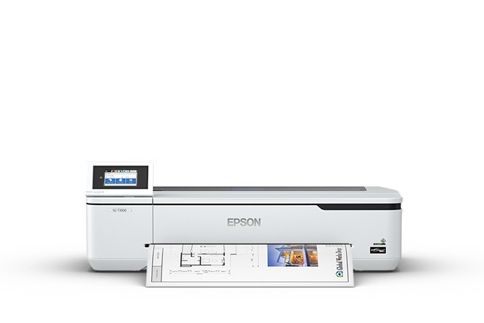 Impressora Wireless Epson® SureColor T3170
