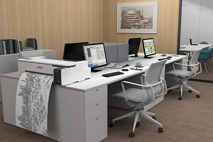 Impressora Wireless Epson® SureColor T3170X