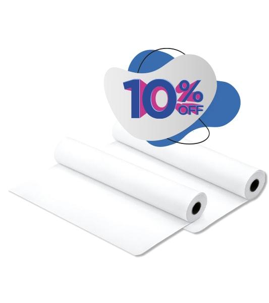 Papel para sublimação Epson Ultraprint 90 – 1,10x100m – S045497