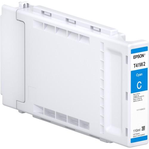 T41W2 - Cartucho Epson UltraChrome XD2 110ml - Ciano