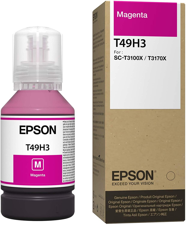 T49H3 - Tinta Epson UltraChrome XD2 140ml - Magenta