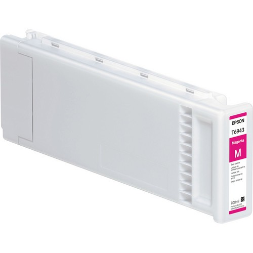 T6943 - Cartucho de Tinta Epson UltraChrome XD 700ml - Magenta
