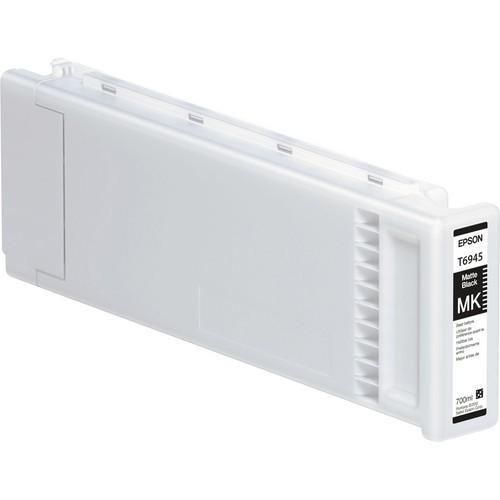 T6945 - Cartucho de Tinta Epson UltraChrome XD 700ml - Preto Fosco