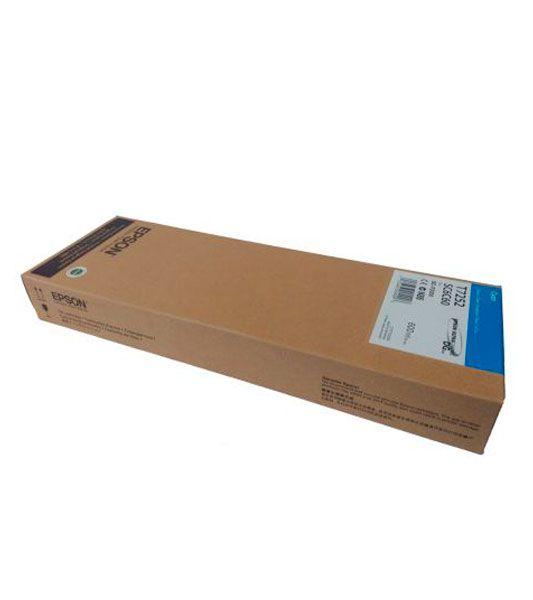 Tinta Epson para a impressora F2100 - Ciano 600ml | T725200