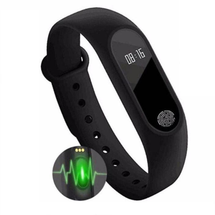 aa9d65f4dd6 Mi Band 2 xiaomi Monitor Cardíaco + Pulseira Grátis Unissex - Bol Shop