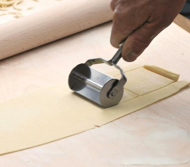 Cortador Reto A Para Cappelletti 6cm Eppicotispaiço Inox  - Brandal table & textile
