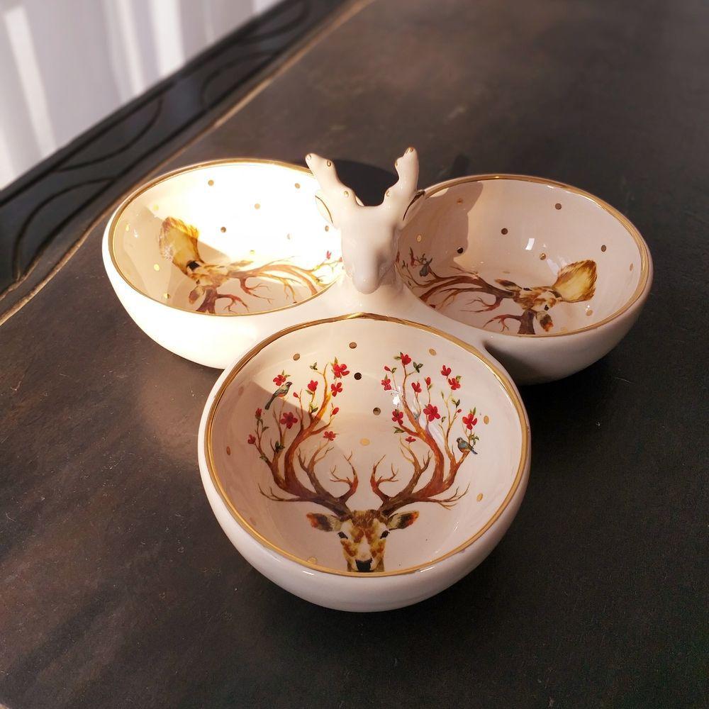 Petisqueira  Luiz Salvador Deer Multicolor