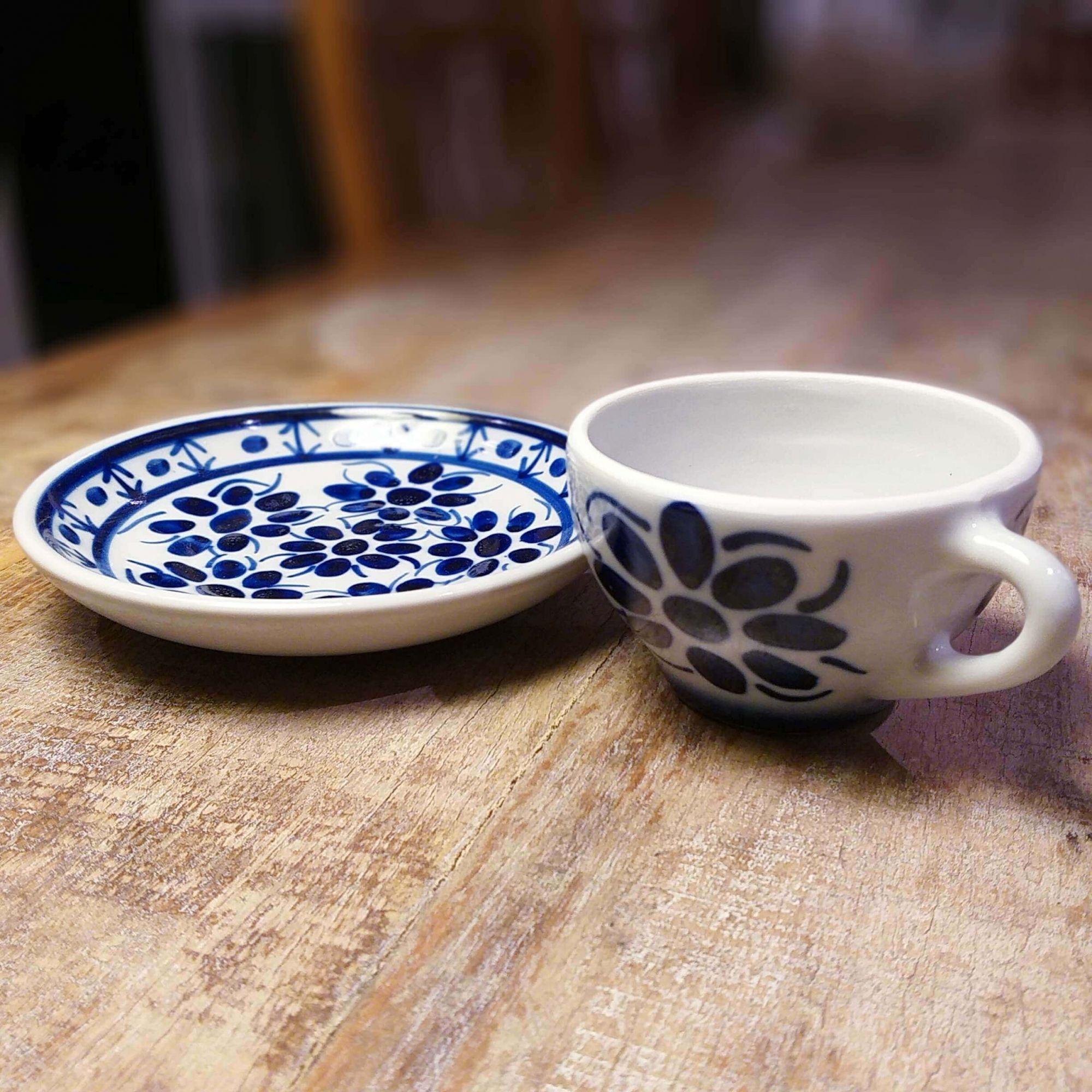 Xícara de Café Monte Sião  - Brandal table & textile