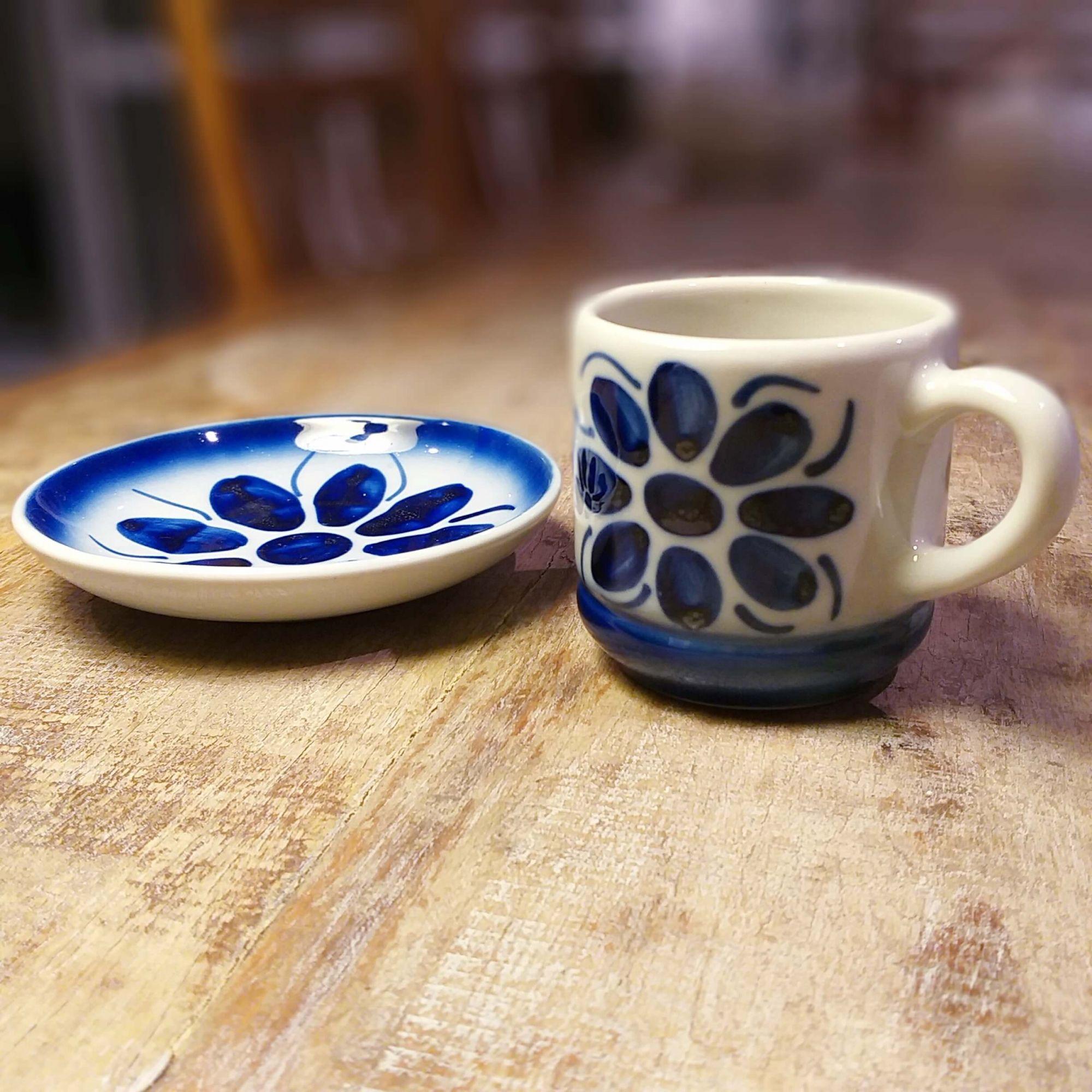 Xícara de Chá Monte Sião