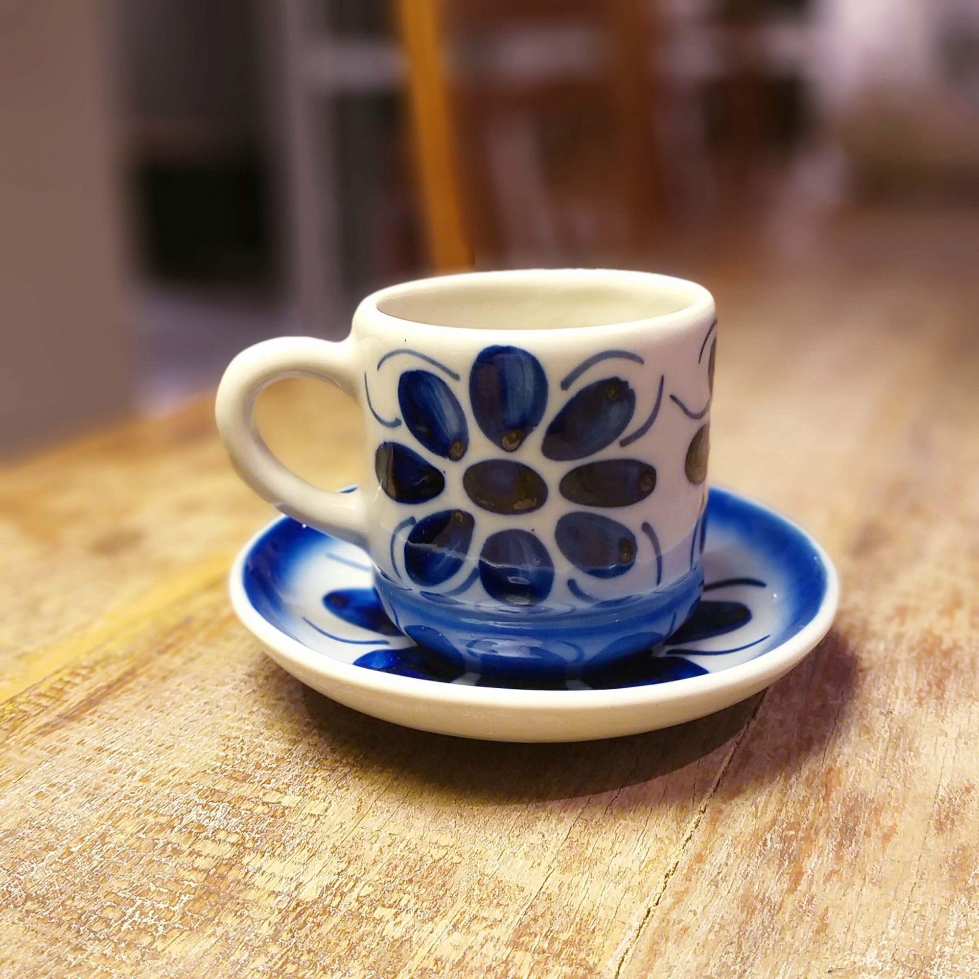 Xícara de Chá Monte Sião  - Brandal table & textile