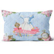 Almofada Personalizada Alice no País das Maravilhas