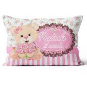 Almofada Personalizada Ursa Princesa 20x30