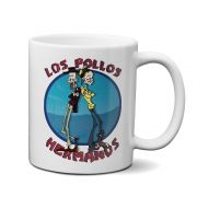 Caneca Breaking Bad Los Pollos Hermanos Mod02