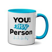 Caneca Jaleco Jaleca Medicina - Your are My Person