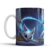 Caneca League of Legends - Ezreal Guardião Estelar