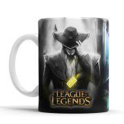 Caneca League of Legends - Twisted Fate