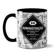 Caneca Personalizada Profissão - Administração