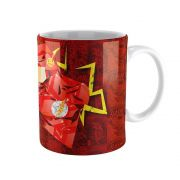 Caneca The Flash ( Branco )