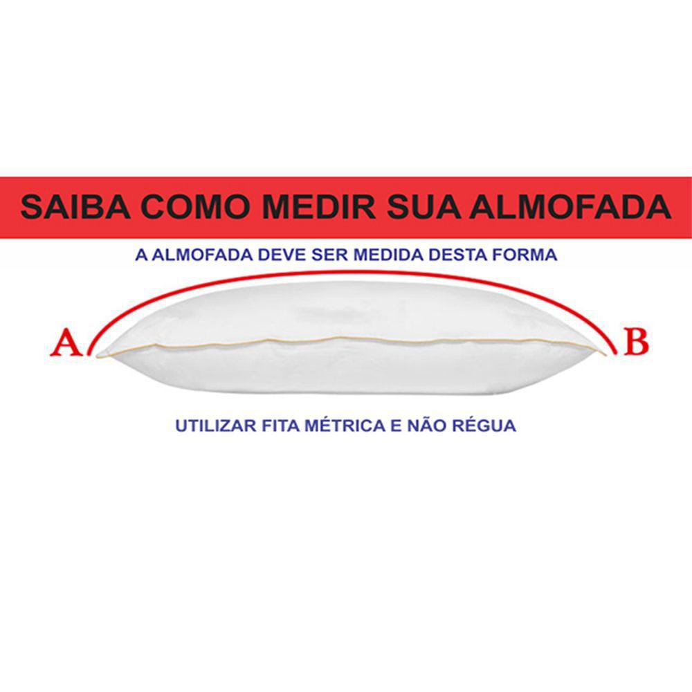 Almofada Personalizada Fundo do Mar 20x30 Frente-verso