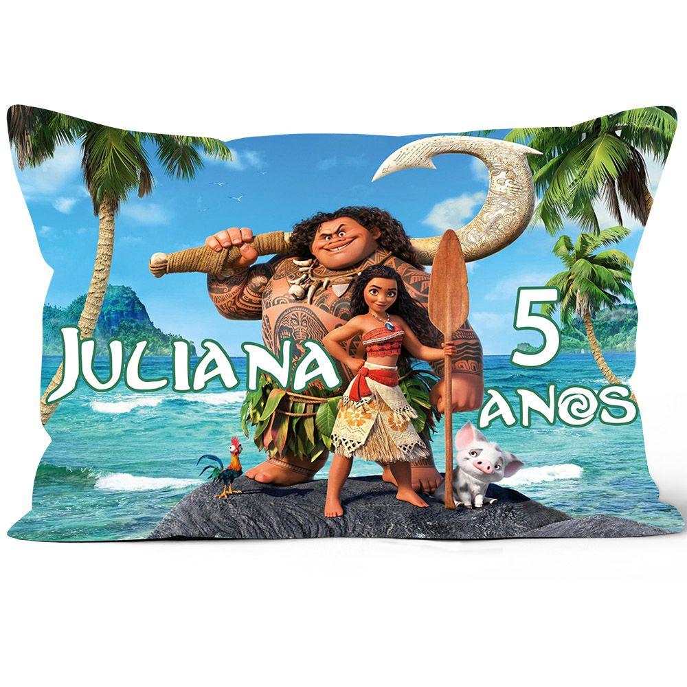 Almofadas Moana Personalizadas 20x30