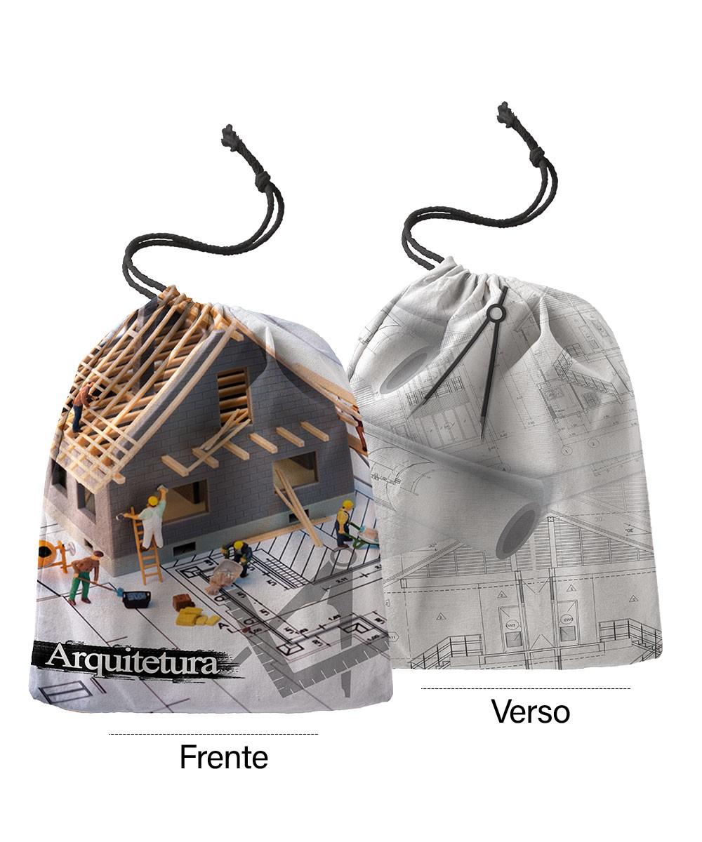 Caneca Arquitetura Personalizado com nome + Saquinho  - ELICOMICS PRODUTOS PERSONALIZADOS