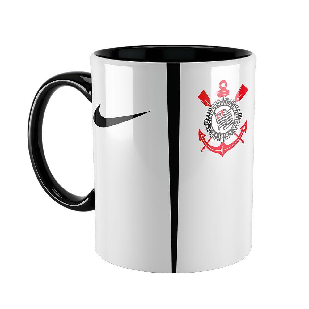 Caneca Corinthians Personalizada com Nome