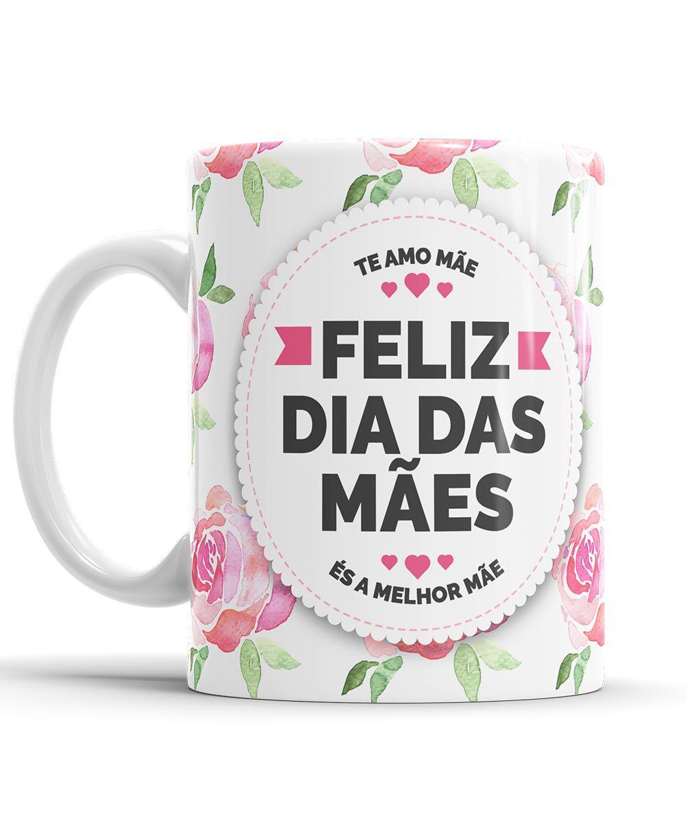 Caneca Dia das Mães + Almofada