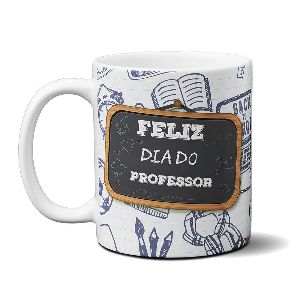 Caneca Feliz dia dos Professores