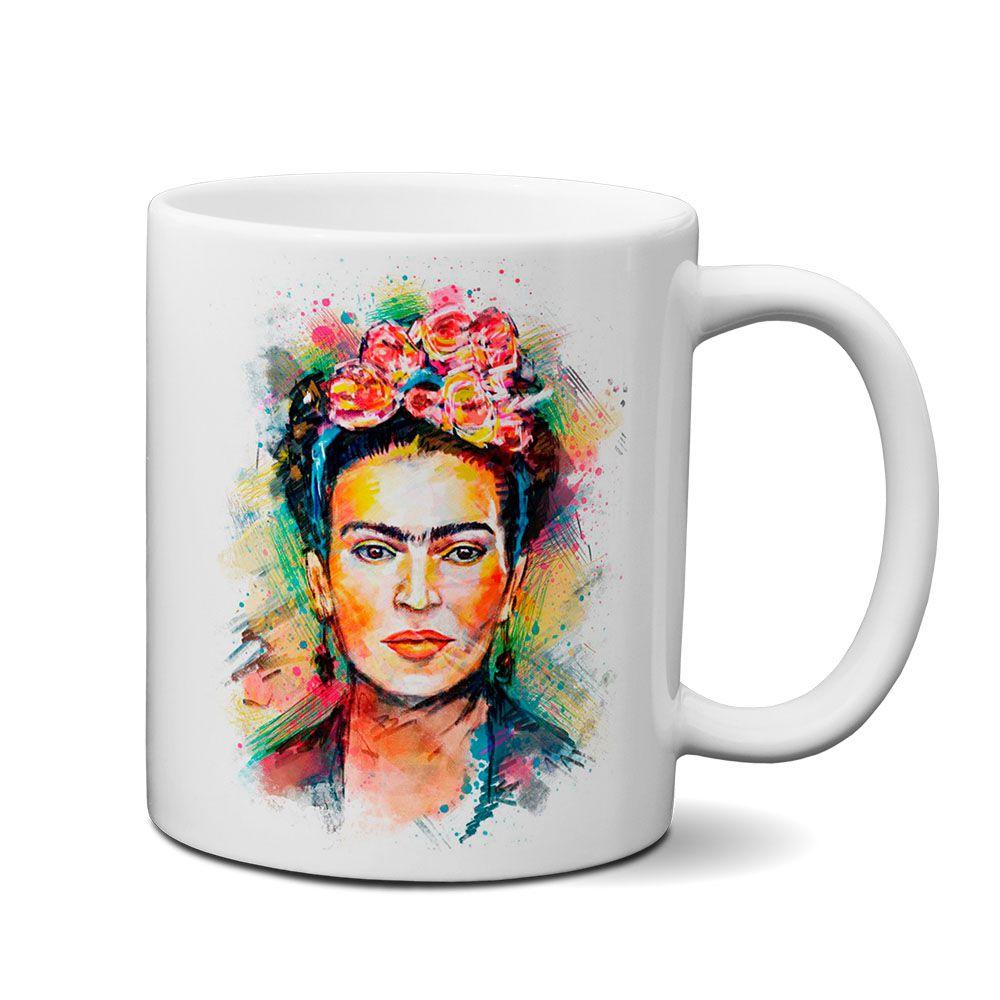Caneca Frida Kahlo - mod02