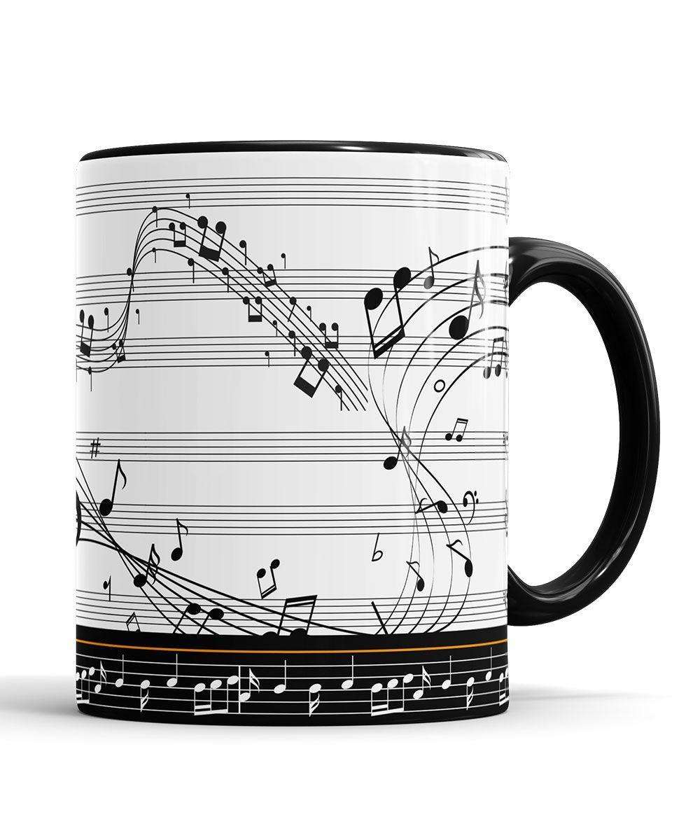 Caneca Musica Violão