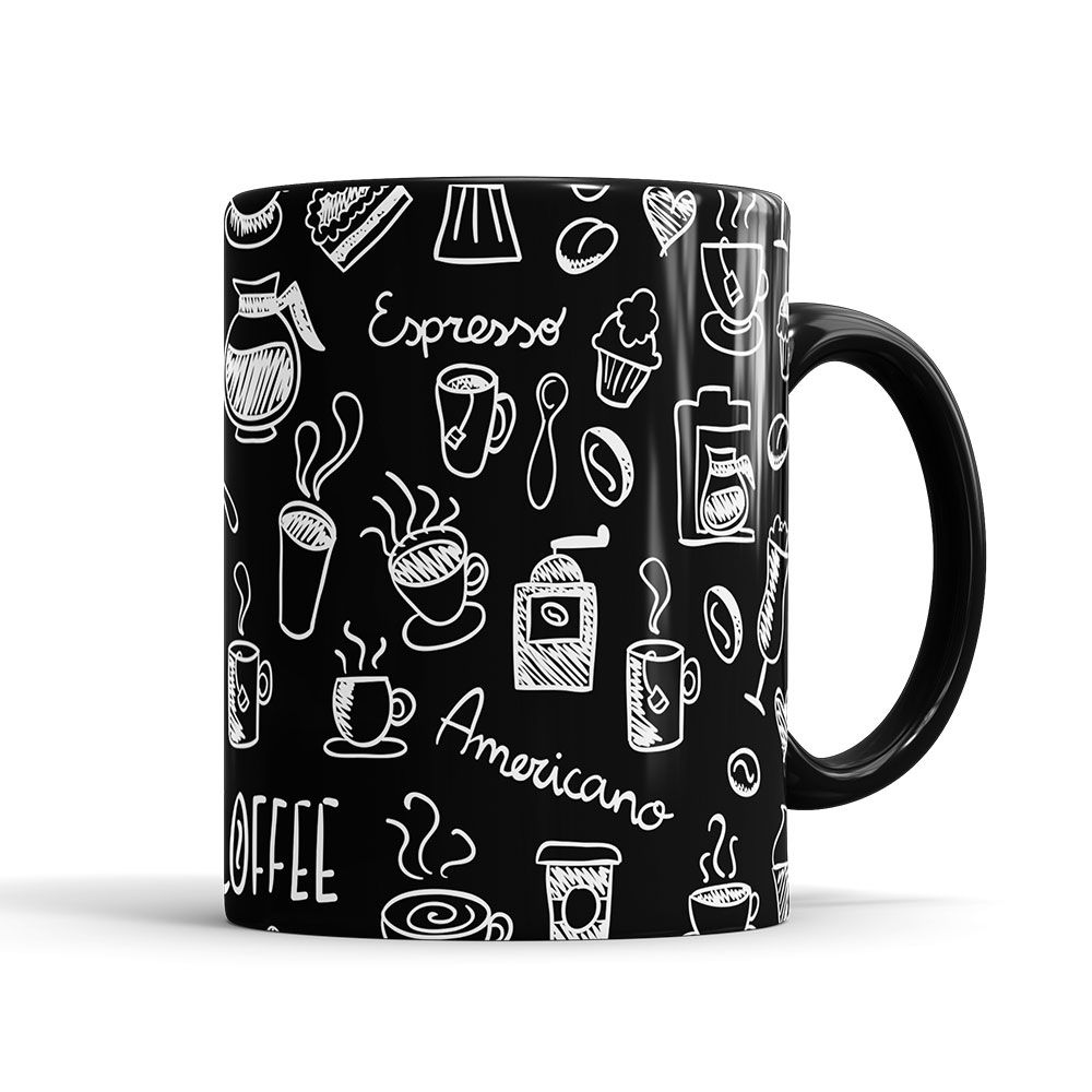 Caneca Personalizada de Café