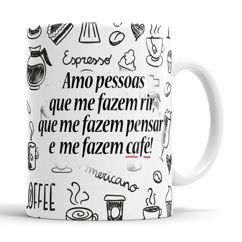 Caneca Popeye Café