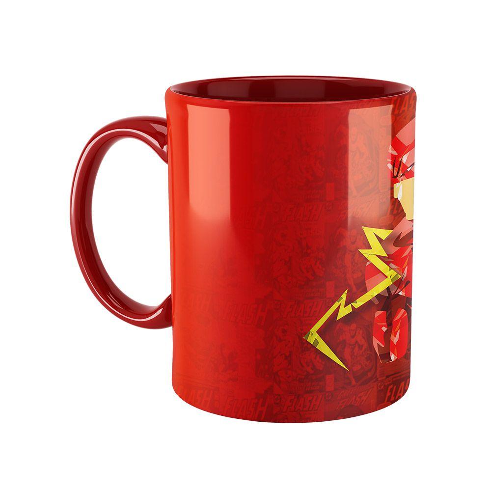 Caneca The Flash ( Vermelho )