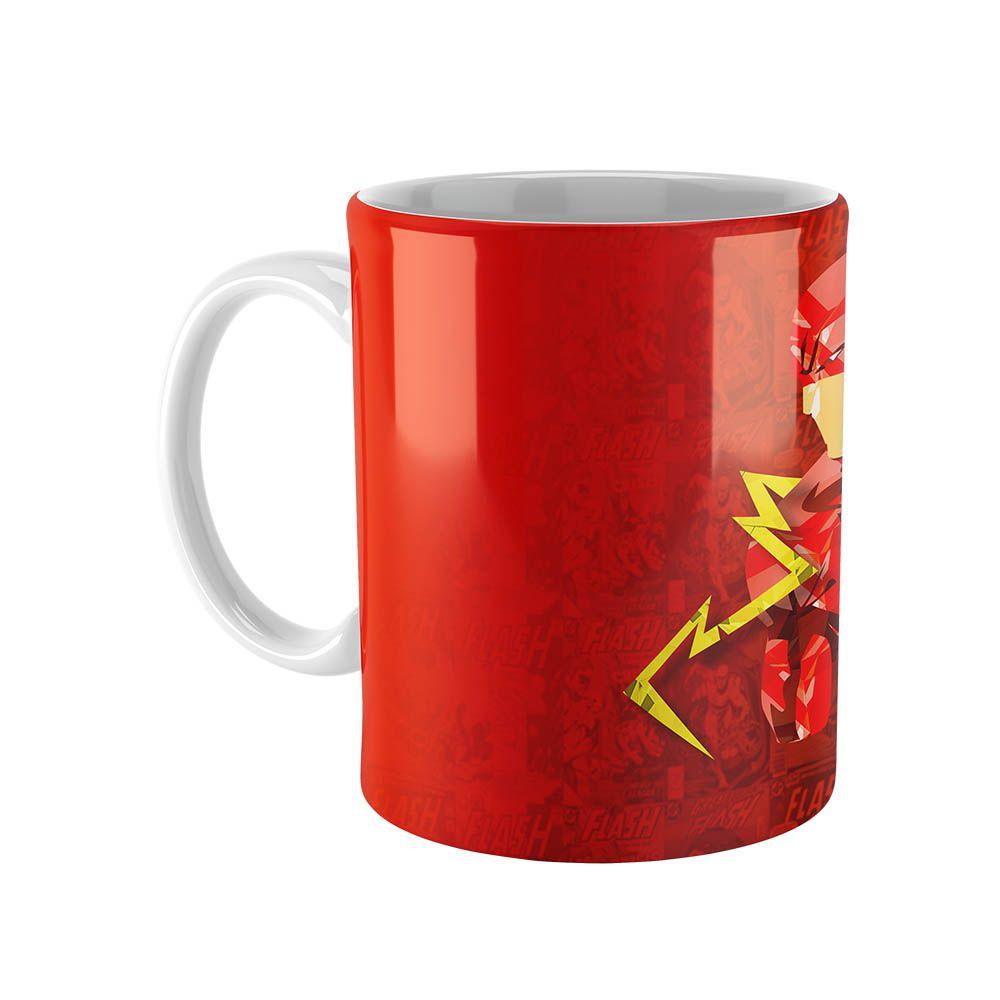 Caneca The Flash ( Branco )