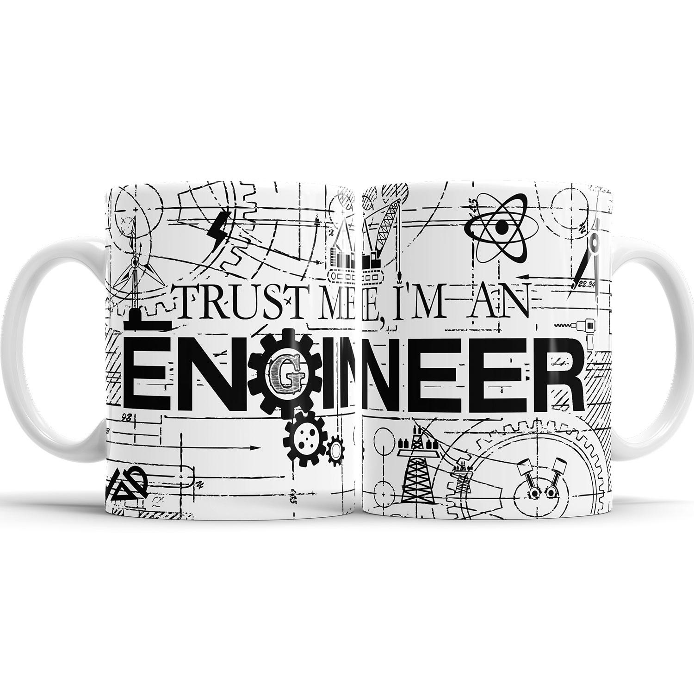 Caneca Trust Me I'm An Engineer