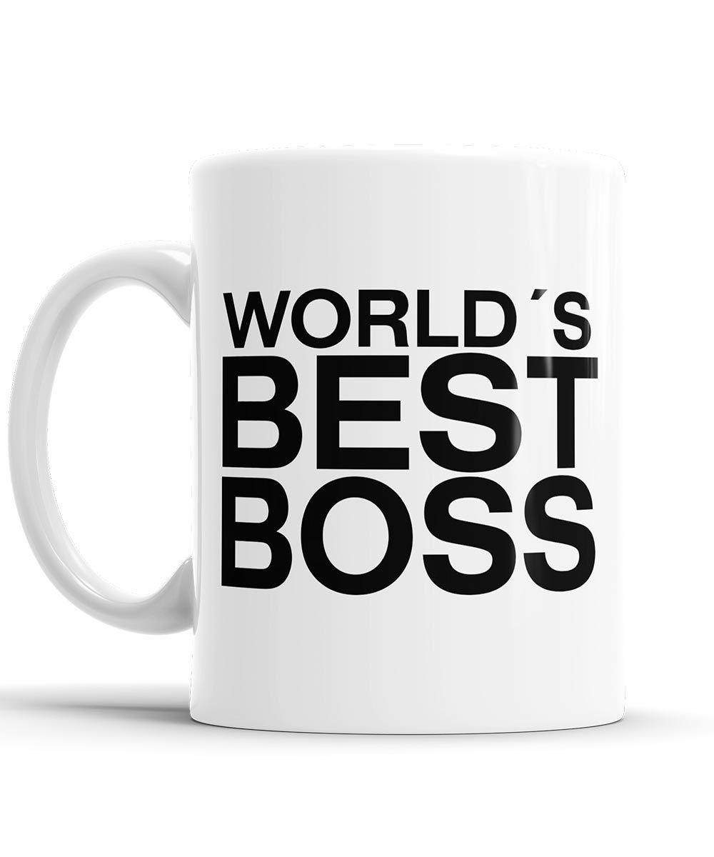 Caneca World´s Best Boss - The Office + Saquinho