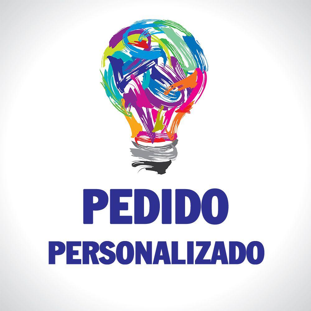 PEDIDO PERSONALIZADO Almofadas Personalizadas REI LEÃO  - Cliente Alessandra
