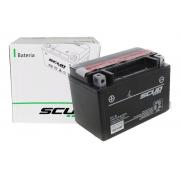Bateria Scud STX9-BS CB500 XT600 VT600