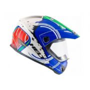 Capacete Helt CROSS VISION Italy
