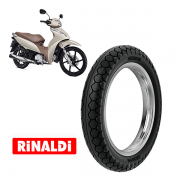 PNEU TRASEIRO RINALDI PD29 80/100-14