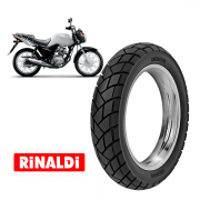 PNEU TRASEIRO RINALDI R34 90/90-18