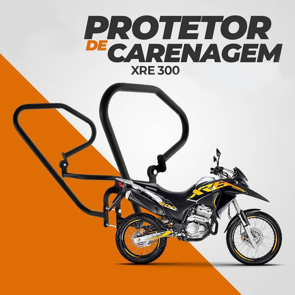Protetor de Carenagem Shield XRE300