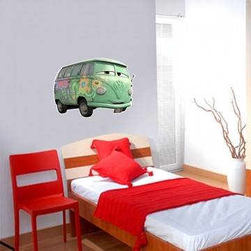 Adesivo Decorativo Carros 0003