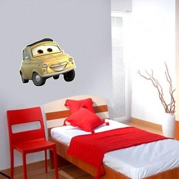 Adesivo Decorativo Carros 0005