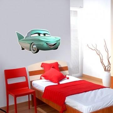 Adesivo Decorativo Carros 0012
