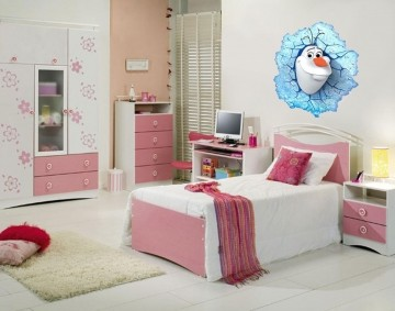 Adesivo Decorativo Frozen 0011