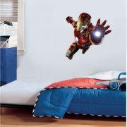 Adesivo Decorativo Heróis 0001