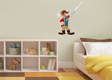 Adesivo Decorativo Mickey 0035